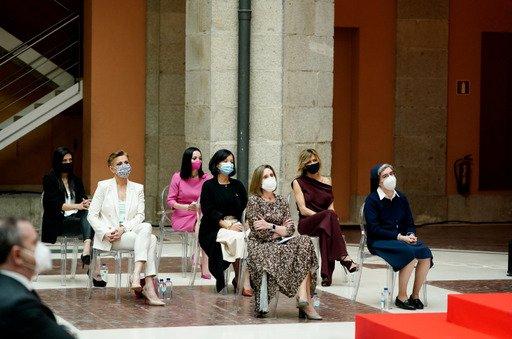 La Comunidad de Madrid premia a mujeres ejemplares en el 8M 4