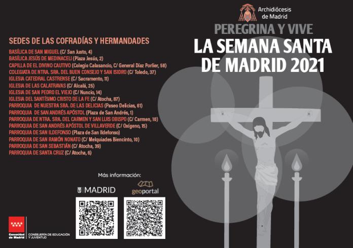 Semana Santa 2021 en Madrid: Guía para no perderte nada 1