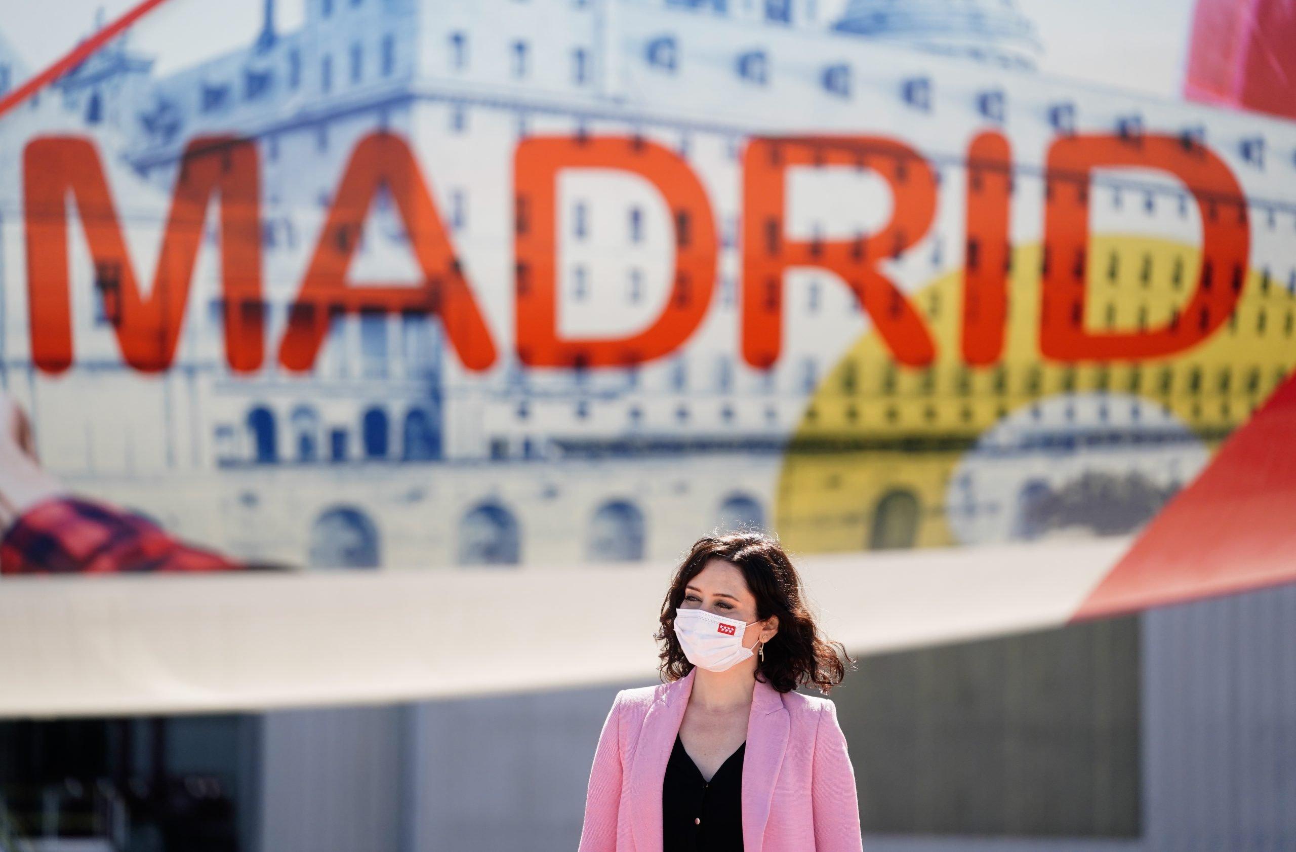 Madrid volará con Iberia para volver a despegar 14