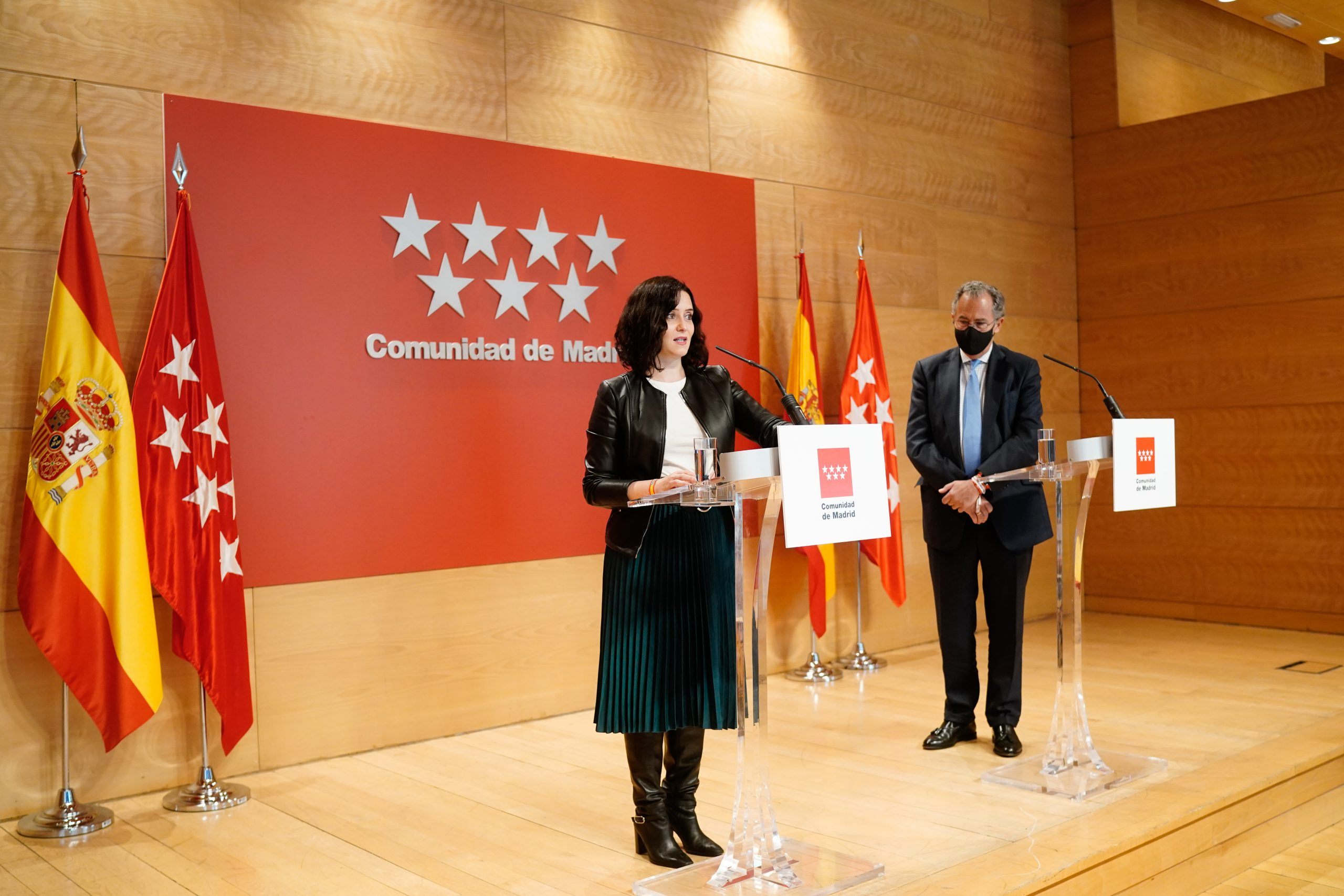 La Comunidad de Madrid amplía las horas de bilingüismo en Infantil 2