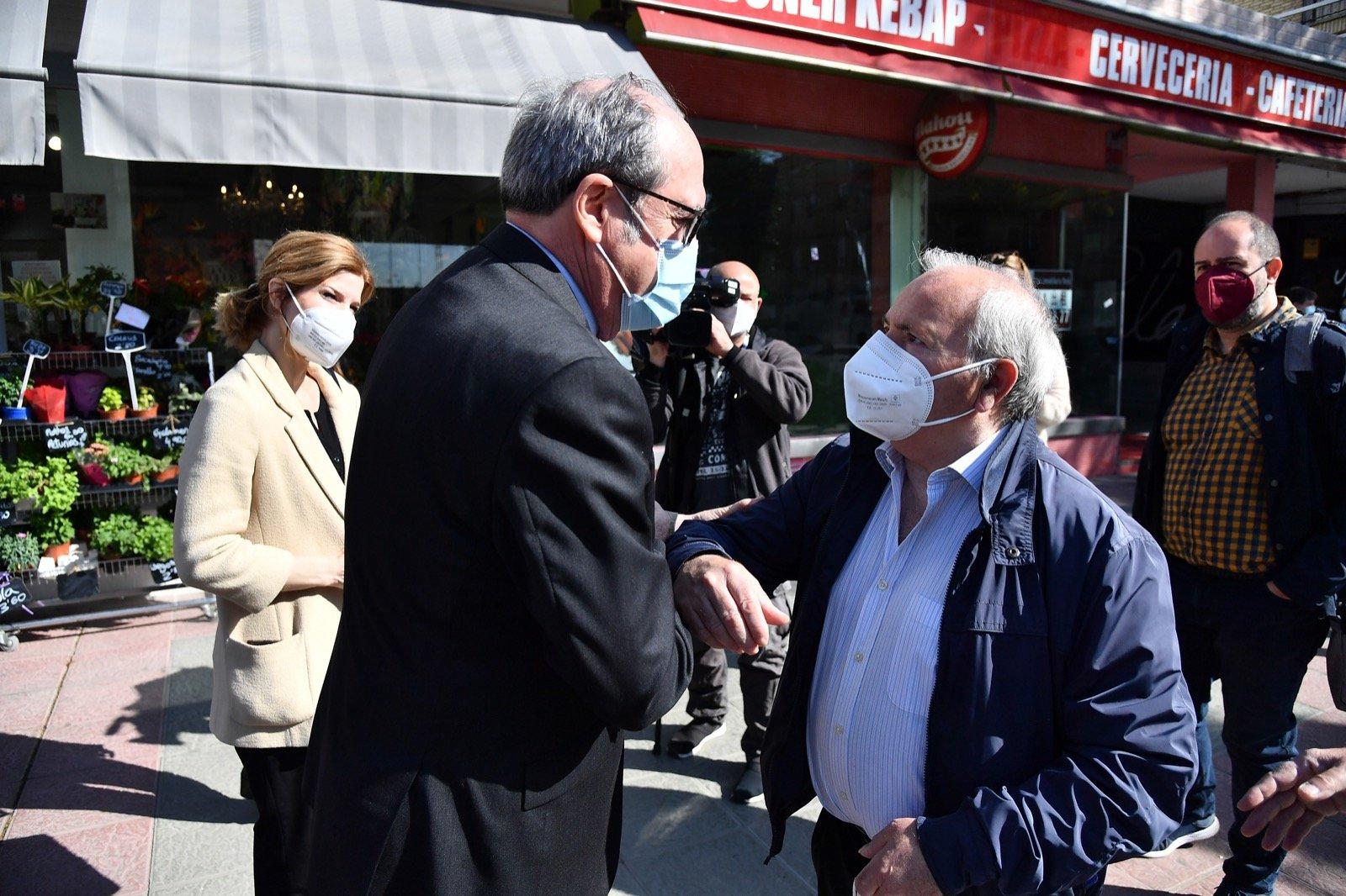 Gabilondo propone un Gobierno sin extremismos y centrado en la recuperación 2