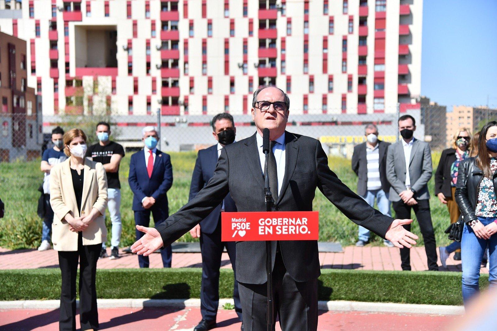 Gabilondo propone un Gobierno sin extremismos y centrado en la recuperación 4