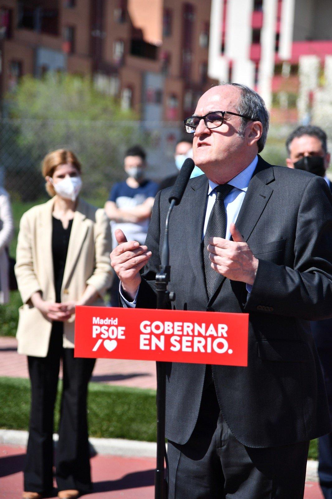 Gabilondo propone un Gobierno sin extremismos y centrado en la recuperación 5