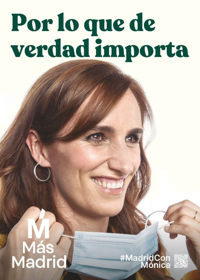 """Mónica García pide el voto por un futuro """"verde, feminista y de justicia social"""" 1"""