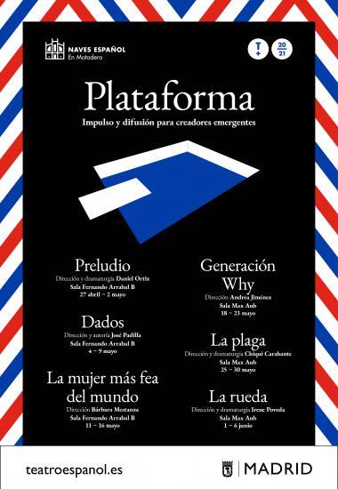 Las Naves del Español inauguran 'Plataforma', un espacio para creadores emergentes 1