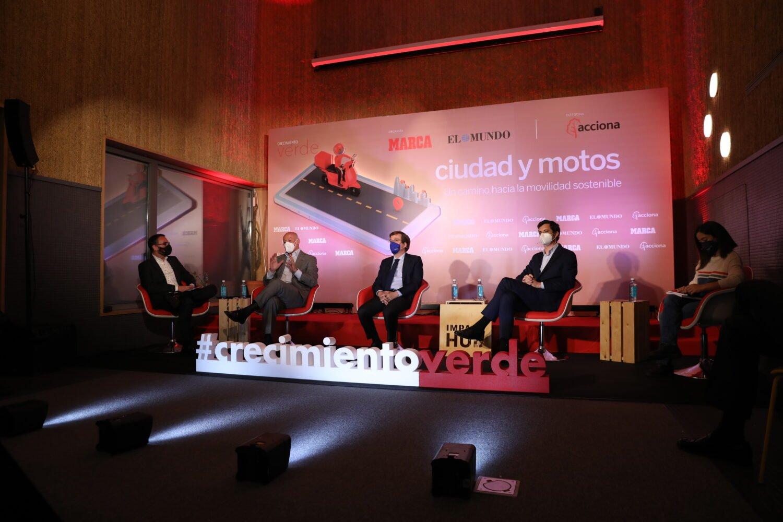 Madrid creará carriles 'avanzamoto' para mejorar la seguridad 1