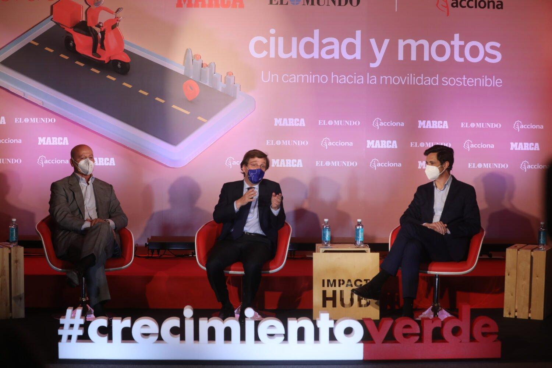 Madrid creará carriles 'avanzamoto' para mejorar la seguridad 3