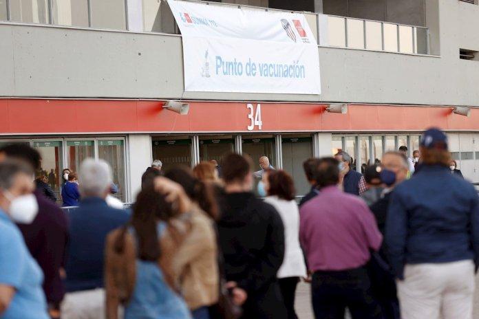 Madrid contiene la 'cuarta ola' tras Semana Santa con más de un millón de vacunados 2