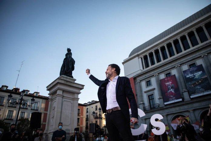 """""""Elige Centro"""", lema de la campaña decisiva de Ciudadanos 1"""