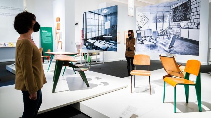 la-exposicio-n-el-universo-de-jean-prouve-arquitectura-industria-mobiliario-se-puede-visitar-en-caixaforum-madrid-desde-el-4-de-marzo-al-13-de-junio