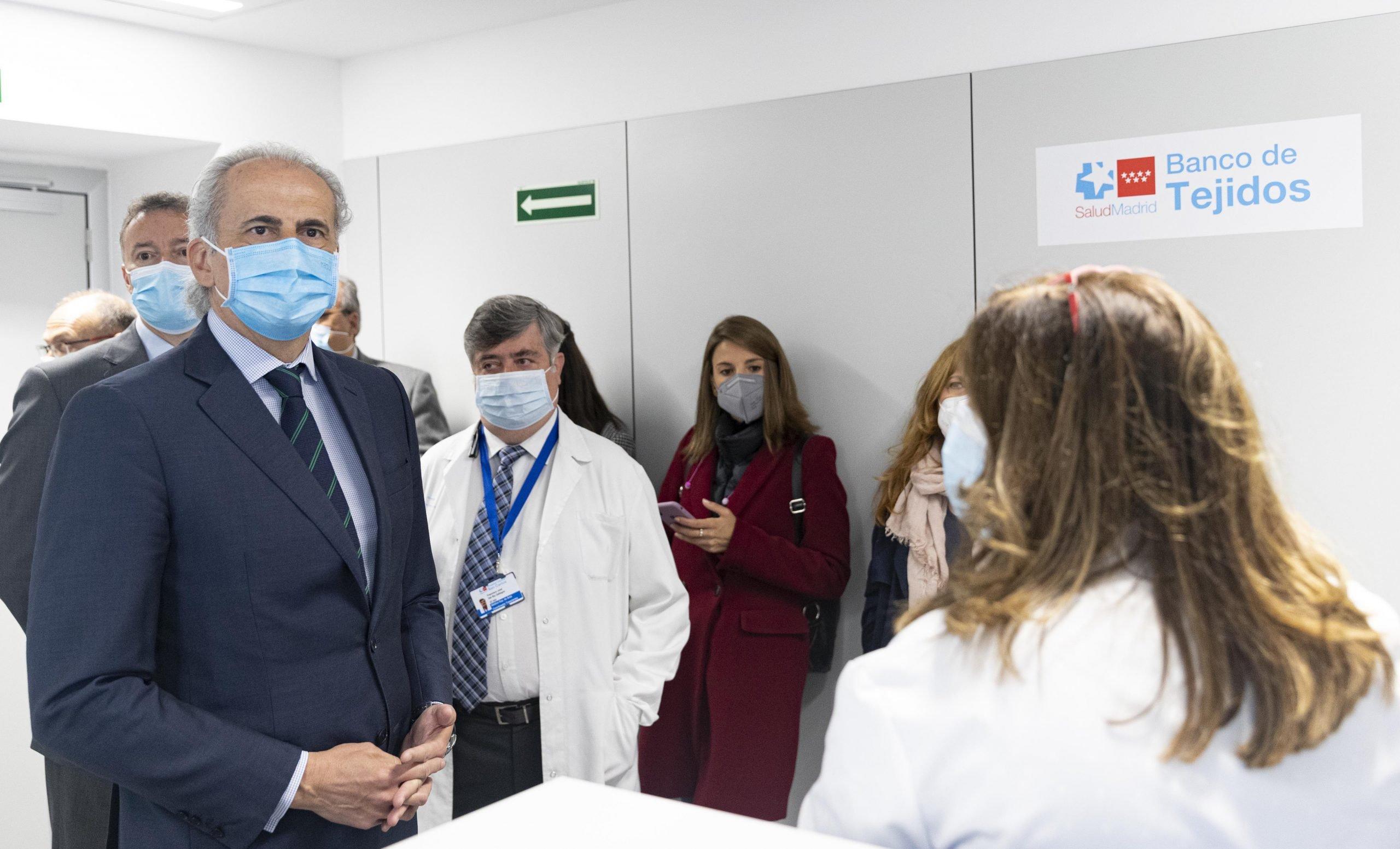 Madrid, referente en donación de tejidos para trasplantes 1