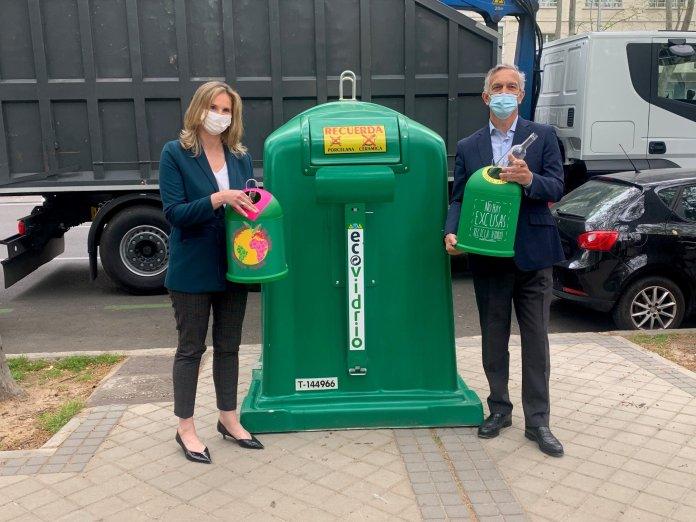 Madrid alcanza las 115.480 toneladas de envases de vidrio para reciclaje 1