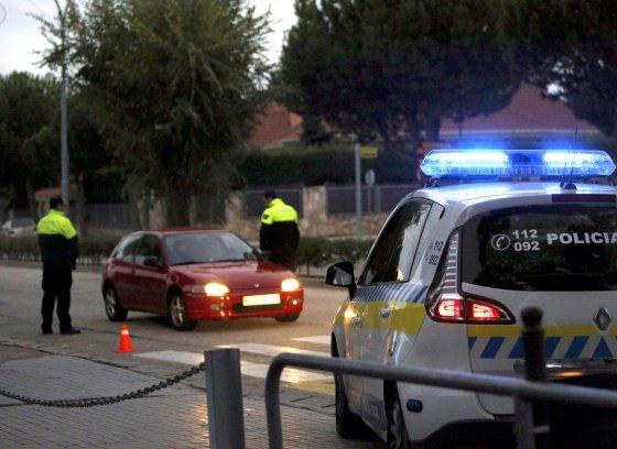 villaviciosa policia
