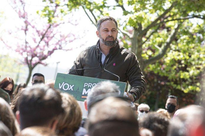 """VOX a ser """"esencial"""" para condicionar el gobierno de Madrid 2"""