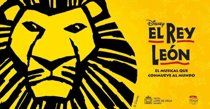 La Gran Vía volverá a rugir al ritmo de 'El Rey León' a partir de septiembre 3