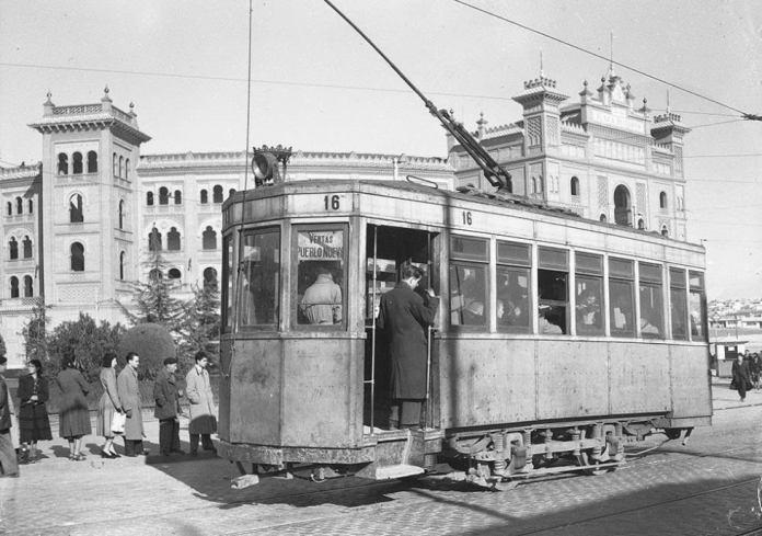 La Comunidad de Madrid celebra los 150 años del tranvía en la capital con una exposición 1