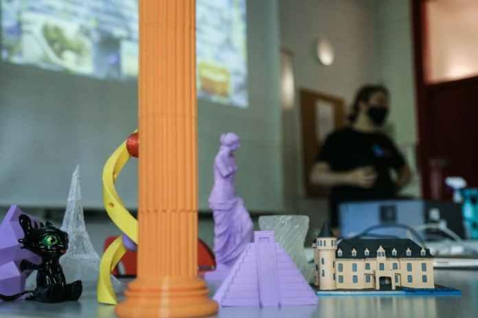 ESMASA impartirá talleres de diseño e impresión 3D en los colegios de Alcorcón 2