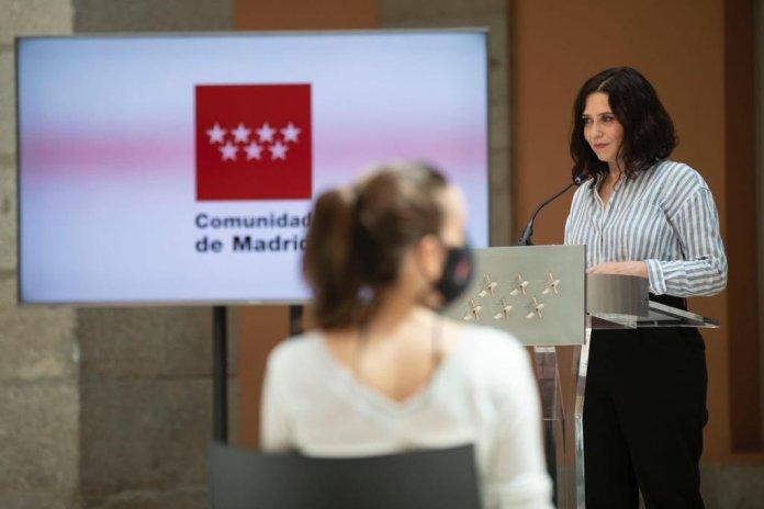 La Comunidad de Madrid ya piensa en los presupuestos... de 2022 1
