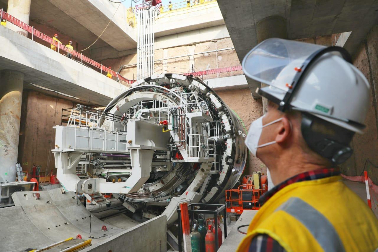 La Comunidad de Madrid participa en la construcción del Metro de Lima 2