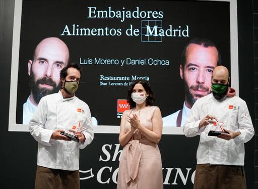 'Gastronomía circular' en la XIX edición de Madrid Fusión 3
