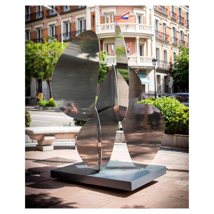 Madrid Luxury Art, arte urbano para dinamizar el comercio en el barrio Salamanca 1