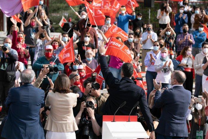Así contamos el 4M: todas las noticias e imágenes de las elecciones 41