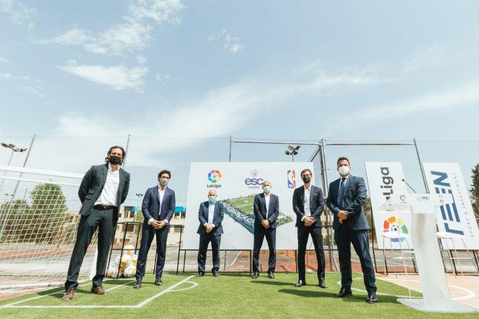 Villaviciosa de Odón acogerá la sede del complejo deportivo ESC Madrid 1