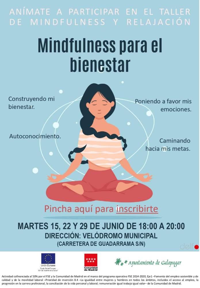 Galapagar ofrece dos talleres de mindfulness para adultos 1