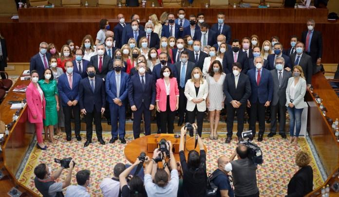 Isabel Díaz Ayuso, 'nueva' Presidenta de la Comunidad de Madrid 10