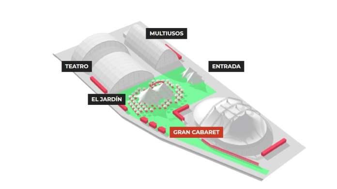 Espacio Ibercaja Delicias, el nuevo punto de referencia de la cultura y el ocio en la capital 2