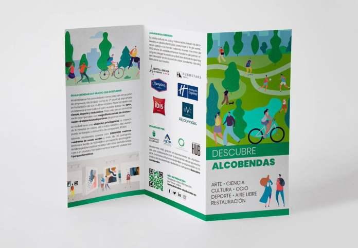 Alcobendas ya tiene su primer folleto turístico 1