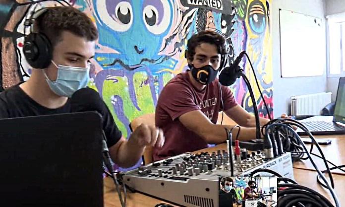Talleres de radio, videojuegos y arte durante el mes de julio en Sanse 2