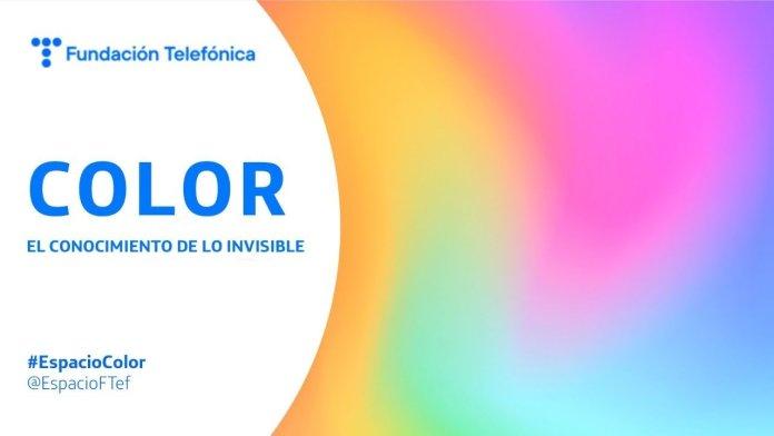 Una cita con el color en El Espacio Fundación Telefónica 1