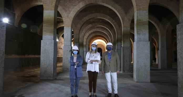 Canal de Isabel II, 170 años hidratando Madrid 1