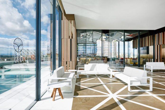 Top 10 de las terrazas con piscina en Madrid 4