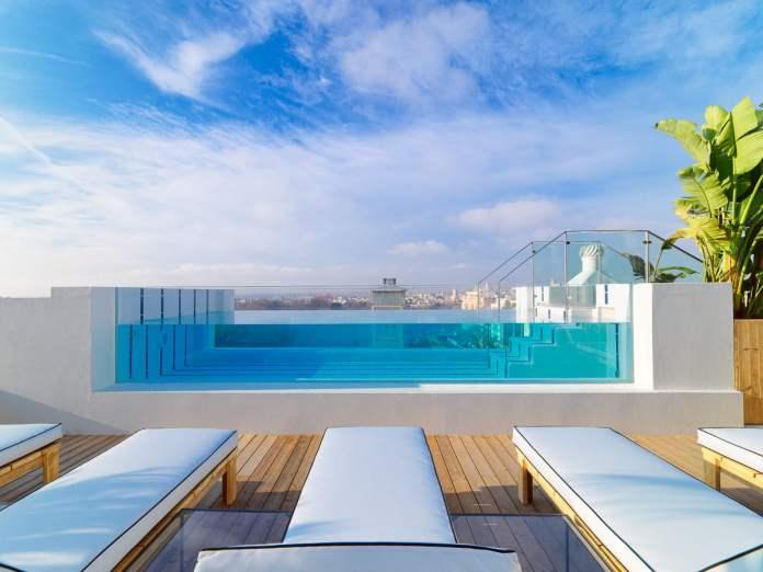 Top 10 de las terrazas con piscina en Madrid 6