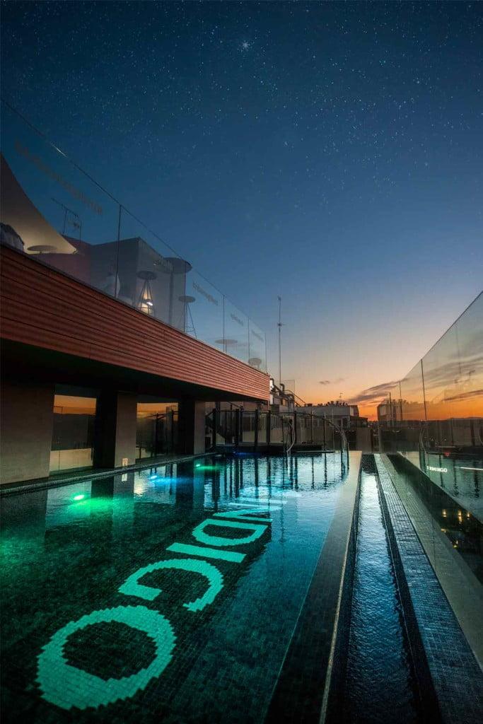 Top 10 de las terrazas con piscina en Madrid 8