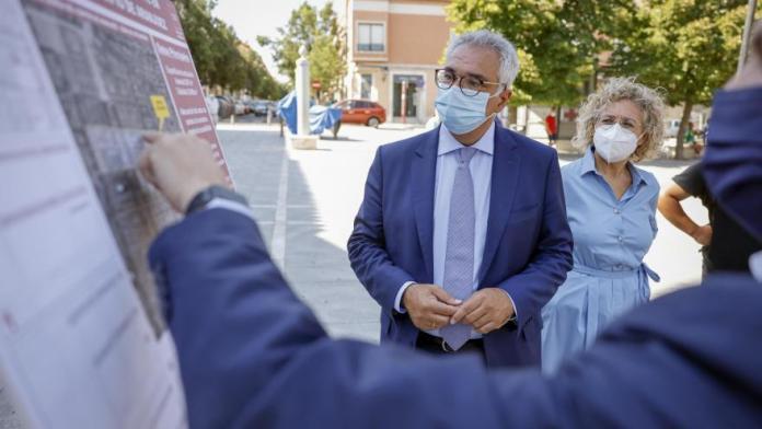 La Comunidad inicia la remodelación del centro histórico de Aranjuez 1