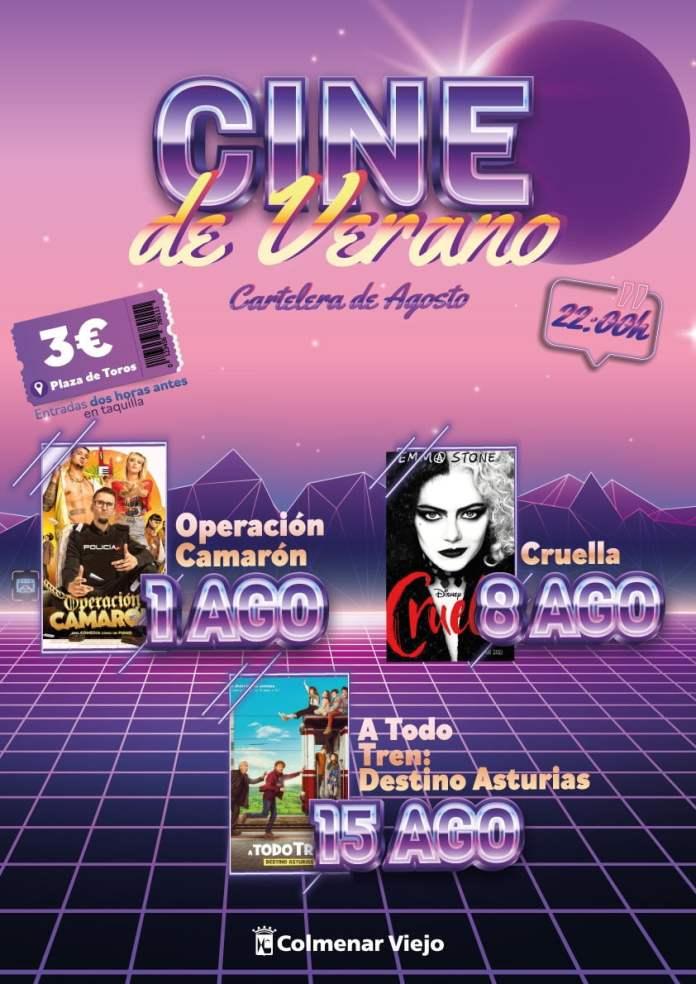 Planazo de cine y teatro en Colmenar Viejo 1