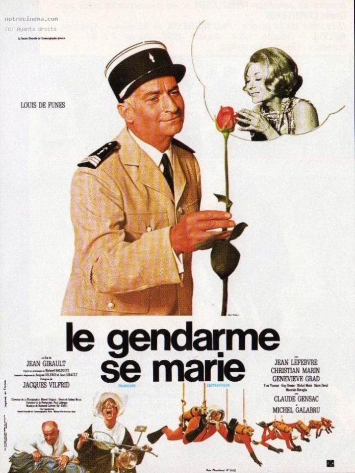 Julio y agosto de humor con 'El Gendarme' en 8madridTV 2