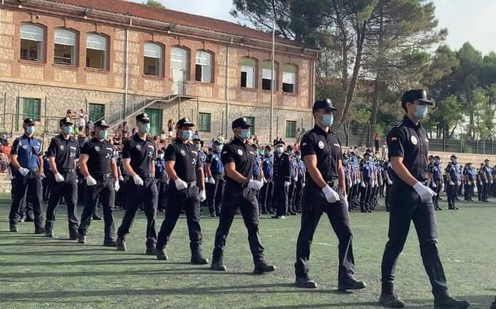 La Policía Local de Escorial contrata a cuatro nuevos agentes 1