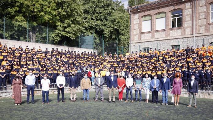 La Comunidad de Madrid refuerza un 17% los efectivos de Protección Civil 3
