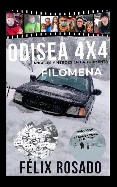 Voluntarios 'SOS 4x4', héroes ante la tormenta del siglo 1