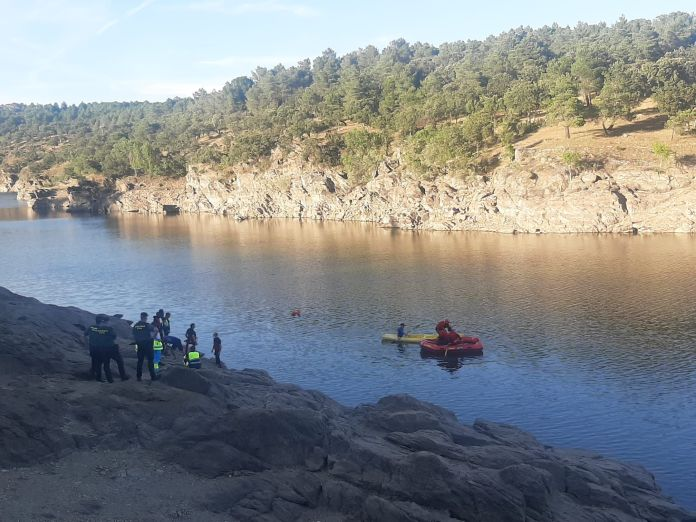 Fin de semana trágico en las aguas de Madrid 2