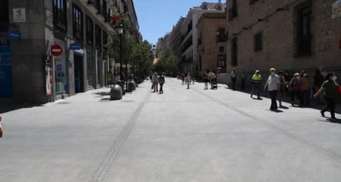 Finalizan las obras de la calle Arenal 1