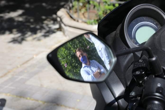 Madrid aumentará un 117% las plazas paras motos en dos años 1