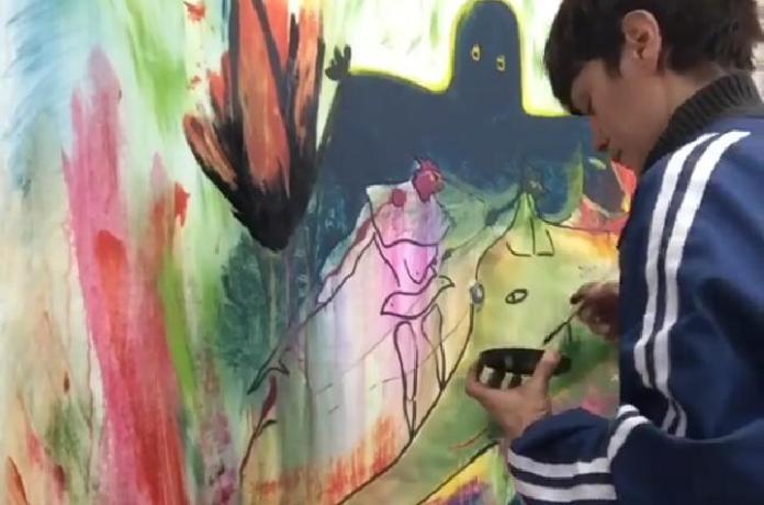 'Arte vivo en las Villas' llena de performance la región 5