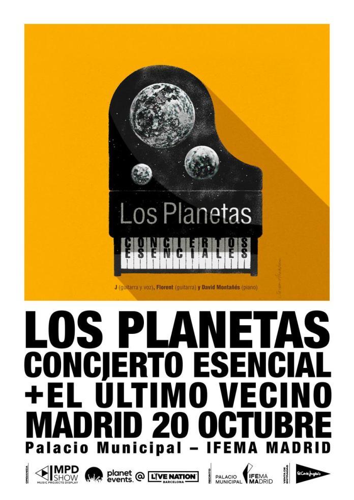 Los Planetas y El último vecino actuarán en el IFEMA 1