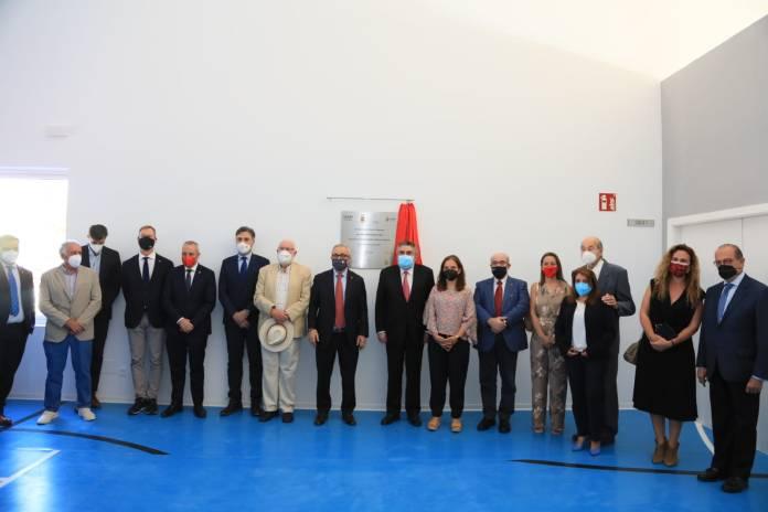 Getafe alberga el primer pabellón deportivo para refugiados del mundo 2
