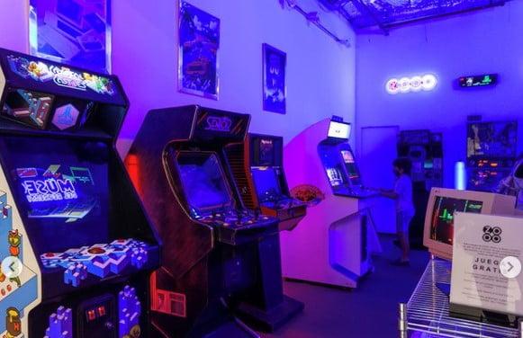 ABC Arcade, la exposición de videojuegos de los 80 4